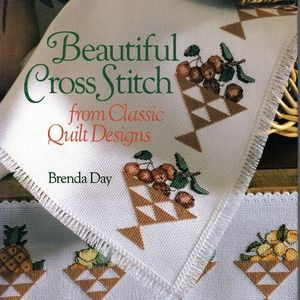 Beautiful Cross-Stitch from Classic Quilt Designs